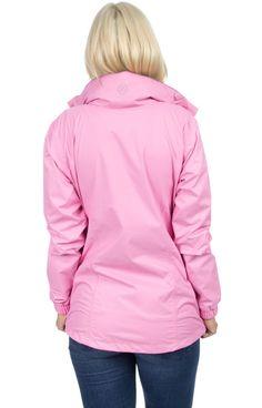 Pink - Preptec Rain Jacket
