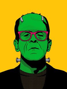 Hipster Frankenstein?