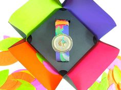 Watch SWATCH Pop Veruschka Limited Edition 1992 Mother Day - PWZ103 - 49,999 pcs - MarteModena