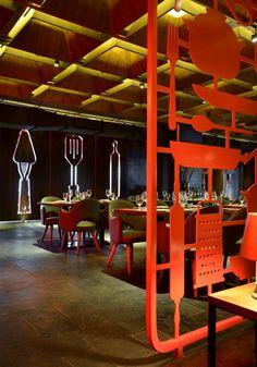 The Tower Kitchen by Khosla Associates and tsk Design, Bangalore – India » Retail Design Blog