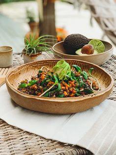 Receita de quinoa com cenoura caramelizada e avocado - Casa Vogue | Cozinha de Casa