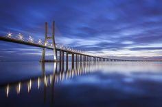 Ponte Vasco da Gama PARQUE DAS NAÇÕES read more in Enjoy Portugal website: http://www.enjoyportugal.eu/#!lisboa/cjbl OR in Enjoy Portugal facebook page: https://www.facebook.com/enjoyportugalcountry