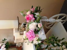 A country,Shabby, chic wedding!