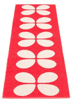 Aki Coral - machine washable carpets made in Sweden