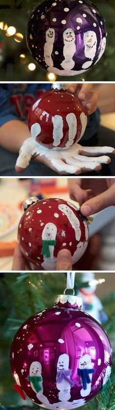 Awesome 50 Easy DIY Christmas Decorations Ideas on a Budget https://roomaniac.com/50-easy-diy-christmas-decorations-ideas-budget/