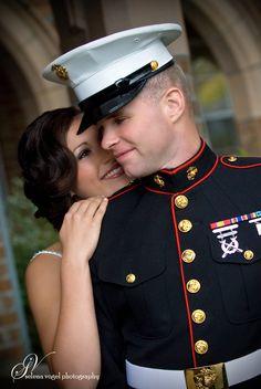 Marine Wedding, Military Wedding, Selena Vogel Photographer, Bellingham Wedding Photographer