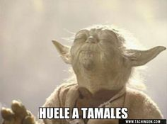 A comer tamales!