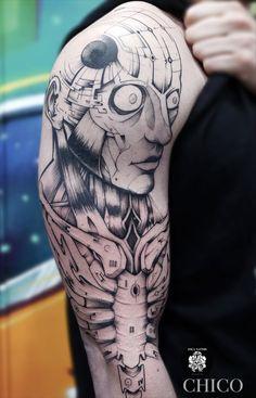 @chicotattooist chez INK'A TATTOO LYON @inkatattoolyon #tool #tooltattoo #skeleton #skeletontattoo #inkatattoolyon #finelinetattoo Inka Tattoo, Tool Tattoo, Skeleton Tattoos, Fine Line Tattoos, Tattoo Models, Lyon, Girl Tattoos, Hate, Skull