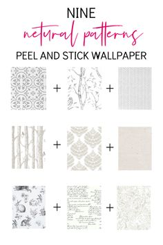 Looking for a simple kitchen project? You can update a wall in minutes with this easy and creative idea to add a little personality to your space. Peel and stick wallpaper ideas. Peel and stick wallpaper kitchen. Peel and stick wallpaper accent walls. Kitchen Wallpaper, Accent Wallpaper, Peel And Stick Wallpaper, Wallpaper Ideas, Country Interior Design, Farmhouse Design, Farmhouse Decor, Modern Farmhouse Style, Burlap Projects