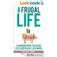 http://www.amazon.com/Frugal-Life-Learning-Living-Academy-ebook/dp/B00IXXSQTS/ref=sr_1_1?ie=UTF8&qid=1396628973&sr=8-1&keywords=the+frugal+life+rhiana+jones It's about making the most of every dollar earned. It's about learning to live a good life, on less money. It's about spending less on the stuff that's not fun, so you can spend more on the stuff in life that is fun! Learn the Crazy Way to Reduced Rental Costs by $3200 a Month!