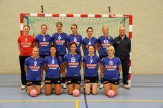 Het 1eteam van SVDeLutte handbal. Promoveerde naar 2eklasse op zaterdag 14 april 2012