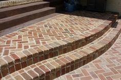 Full range brick paver patio and walk
