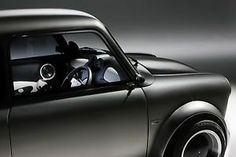 Classic Mini bespoke interior business moulds tooling MiniWorld dashboard centre