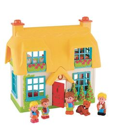 Happyland Rose Cottage product code: 137275 RRP £40