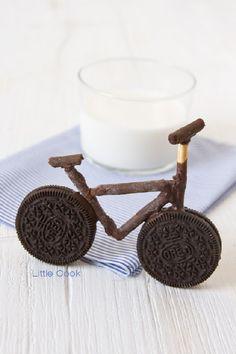 Oreo bicycle