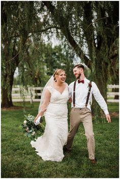 Bride laughing at Groom Laid Back Wedding, 2018 Year, Cincinnati, Engagement Session, Real Weddings, Laughing, Chelsea, Groom