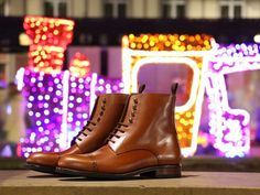 #yanko w Warszawie ;) #hushwrsw @hushwrsw #hushwarsaw #yankoshoes #handmade #boots #trzewiki #buty #butyklasyczne #obuwie #goodyearwelted #luxury #shoeslover #shoestagram #shoeporn @patinepl #patine #patinepl #classic #fashion #fashionlover #mensstyle #style #stylish #styleformen #instafashion #classy #schuhe