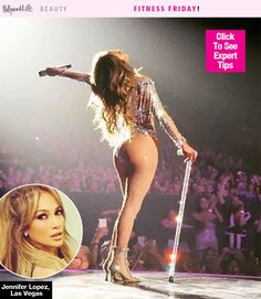 Get Jennifer Lopez's Toned Butt — Here's Her 20 Minute Workout To Get A Tight Booty