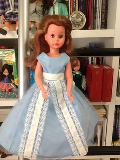 Vintage Dolls, Cinderella, Jenni, Kitty, Disney Princess, Disney Characters, Dresses, Babies, Little Kitty