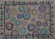 Otra de nuestras sesiones de grafismo la hemos dedicado a las espirales o caracoles como las llaman ellos. Para comenzar como siempre le...