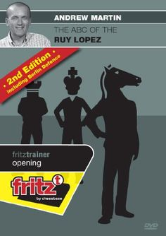 The ABC of the Ruy Lopez 2nd Edition  Chess Opening Software *** More info could be found at the image url.