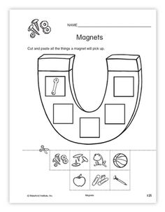 1000 images about magnets on pinterest science recording sheets and first grade assessment. Black Bedroom Furniture Sets. Home Design Ideas