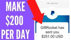 Make $200 A DAY ONLINE Using This Free App! (Make Money Online 2021) Make Money From Home, Way To Make Money, Make Money Online, Making Ideas, Free Apps, Learning, Making Money At Home, Studying, Teaching
