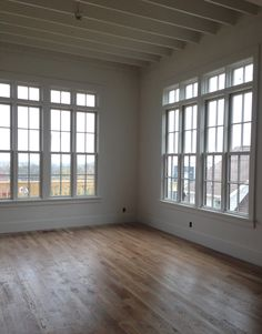 Gather & Build: Eastwood Project, Living Room with Marvin Windows and Sherwin Williams Paint