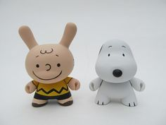 Charlie Brown and Snopy Dunny