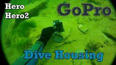 GoPro Hero Dive Housing Test - Lake Havasu City, AZ