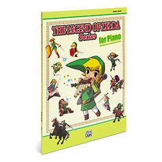 Learn to play all of The Legend of Zeldas greatest hits. Sheet music included from the NES original through the Wii games. Three volumes available depending on your skill level and instrument.