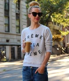 Zoe Karssen Creme Dela Creme Sweater 25