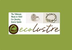 The Ultimate Made in USA Eco-Friendly Jewelry Source Guide