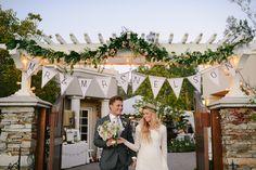 Mandi + Riley : Newport wedding » blushbyb.com