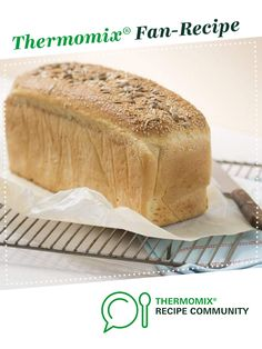 Recipe Buttermilk bread by Thermomix in Australia, learn to make this recipe easily in your kitchen machine and discover other Thermomix recipes in Breads & rolls. Thermomix Bread, Buttermilk Bread, Instant Yeast, Recipe Community, Bellini, Bread Rolls, Dough Recipe, Pizza Dough, Scones