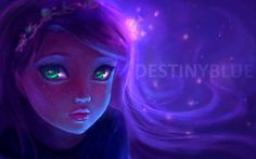"""Contemplation by DestinyBlue """"She's a bright spark whos lost some of her fire. Here she is contemplating, how many things must be rushing though her head..."""""""