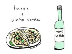 pairing wine with tacos http://wfol.ly/1MvOYfz