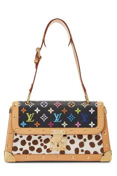 Takashi Murakami, Louis Vuitton Multicolor, Luxury Bags, Birkin, Fashion Bags, Bag Accessories, Monogram, Lv Bags, Ear Piercing
