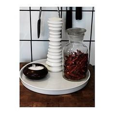 IKEA - KRYDDIG, Spice mill, Has a ceramic grinding mechanism which is harder and more durable than steel grinders.