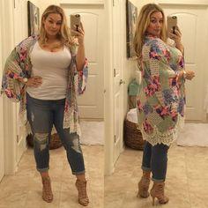 Plus Size Fashion #plussizefashion,