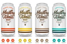 10 awesome beer label designs: Go party Momofuku Milk Bar, Beer Label Design, Beer Soap, Ben And Jerrys Ice Cream, Brewing Company, Brewery, Modern Times, Beer Labels, Packaging