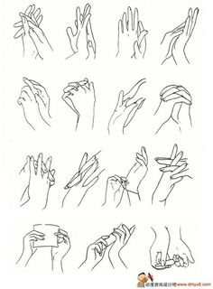 Hands ✤ || CHARACTER DESIGN REFERENCES | キャラクターデザイン • Find more at https://www.facebook.com/CharacterDesignReferences if you're looking for: #lineart #art #character #design #illustration #expressions #best #animation #drawing #archive #library #reference #anatomy #traditional #sketch #development #artist #pose #settei #gestures #how #to #tutorial #comics #conceptart #modelsheet #cartoon || ✤: