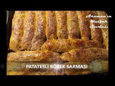 Patatesli Börek Tarifi - Patatesli Sarma Börek Nasıl Yapılır - YouTube