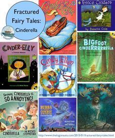 Worldwide Cinderellas, Part 3: Fractured Fairy Tales | The Logonauts