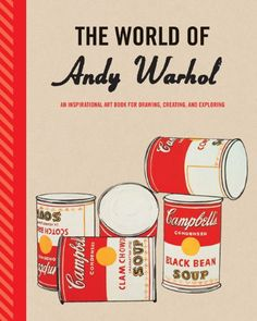 World of Andy Warhol Guided Activity Journal (Warhol Stationery) by The Andy Warhol Foundation http://www.amazon.com/dp/0735338663/ref=cm_sw_r_pi_dp_dvaDub10N0ARY