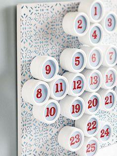 Countdown to Christmas: Best Advent Calendars: Pop-Up Calendar (via Parents.com)