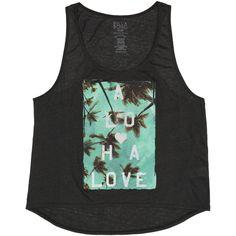 Aloha Love Tank   Billabong US