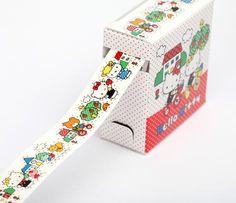 Hello Kitty Roll Stickers: Friends. http://www.sanrio.com/