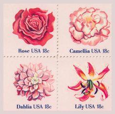I uploaded new artwork to fineartamerica.com! - 'The Flowers Stamps' - http://fineartamerica.com/featured/the-flowers-stamps-lanjee-chee.html via @fineartamerica