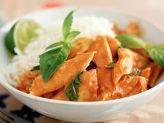 Speedy Suppers Ready In 30 Minutes Or Less: Easy Thai Chicken